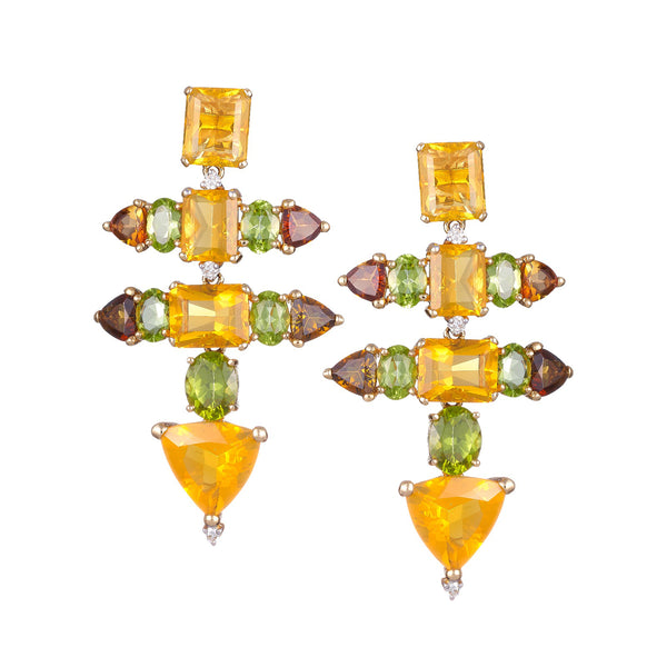 Tierra de Fuego Earrings