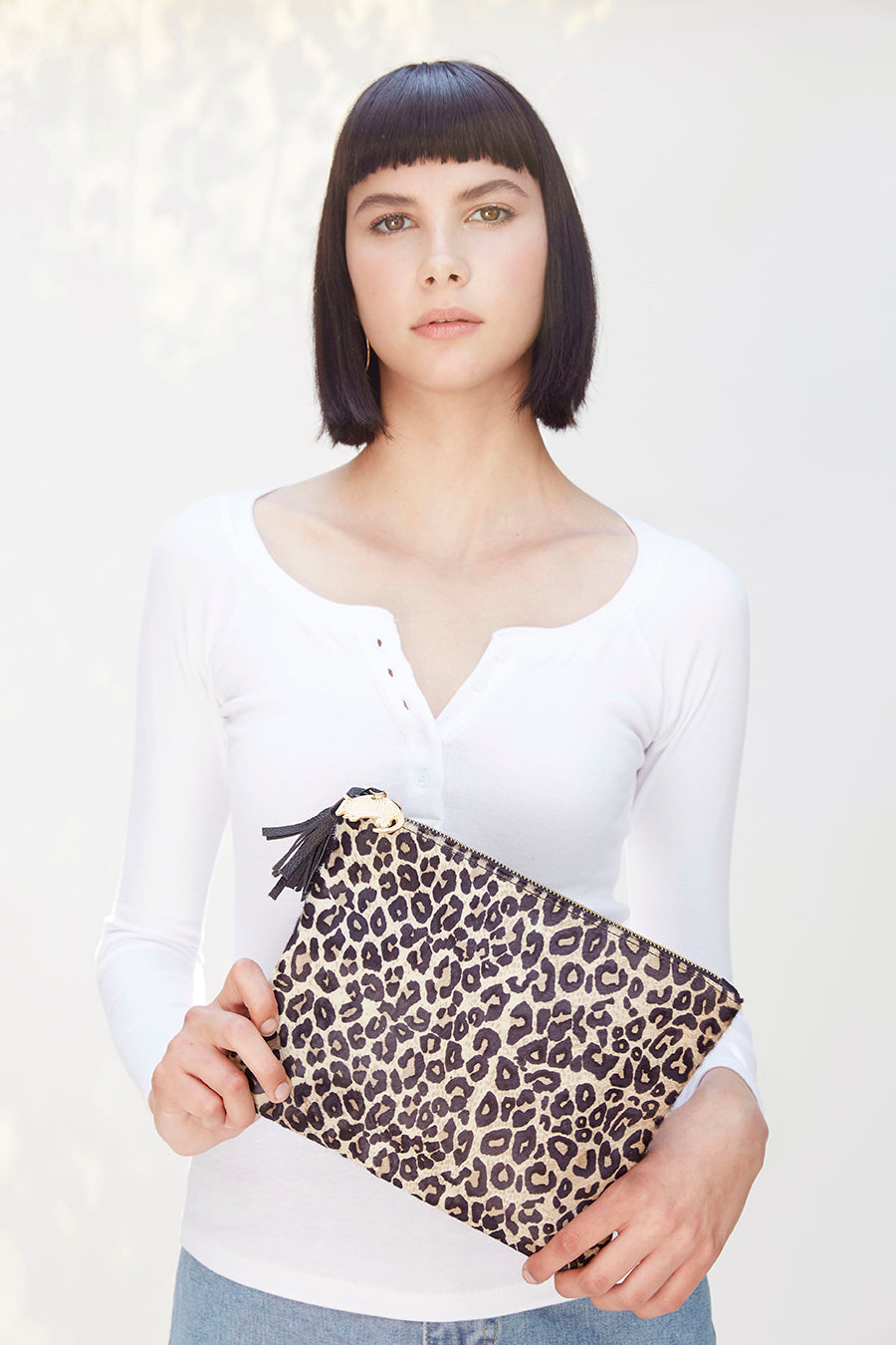 Night Fever Pouch Leopard