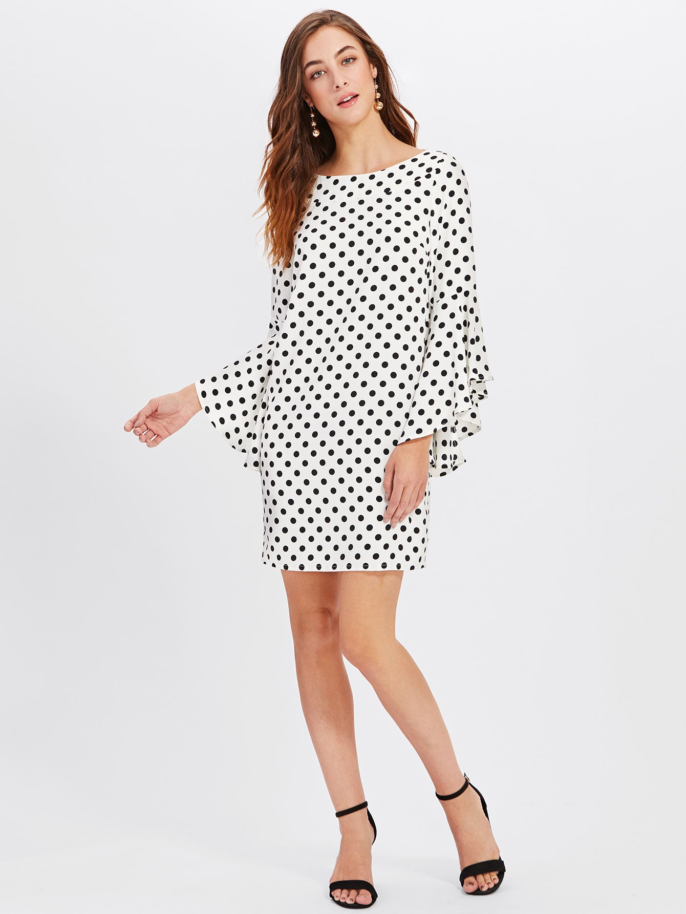 Polka Dot Dress - Our Park Shop