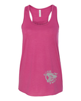 Women's Flowy Racerback Tank - 7 Colors Available
