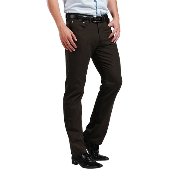 Straight Pants Trouser