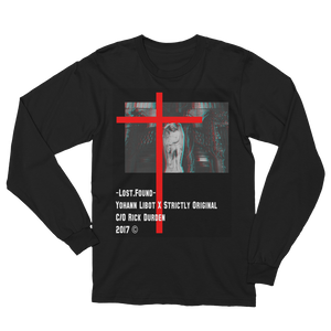 Cross - Men's/Unisex Long Sleeve T-Shirt - Yohann LIBOT