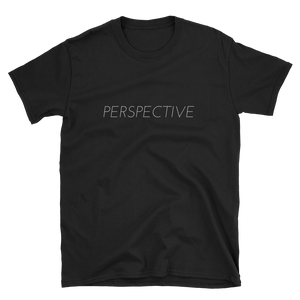 Shy Girl - Men's/Unisex Short Sleeve T-Shirt - Perspective Clothing