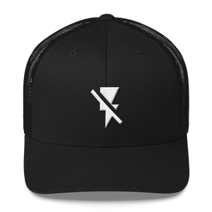 No Flash - Trucker Cap - Perspective Clothing