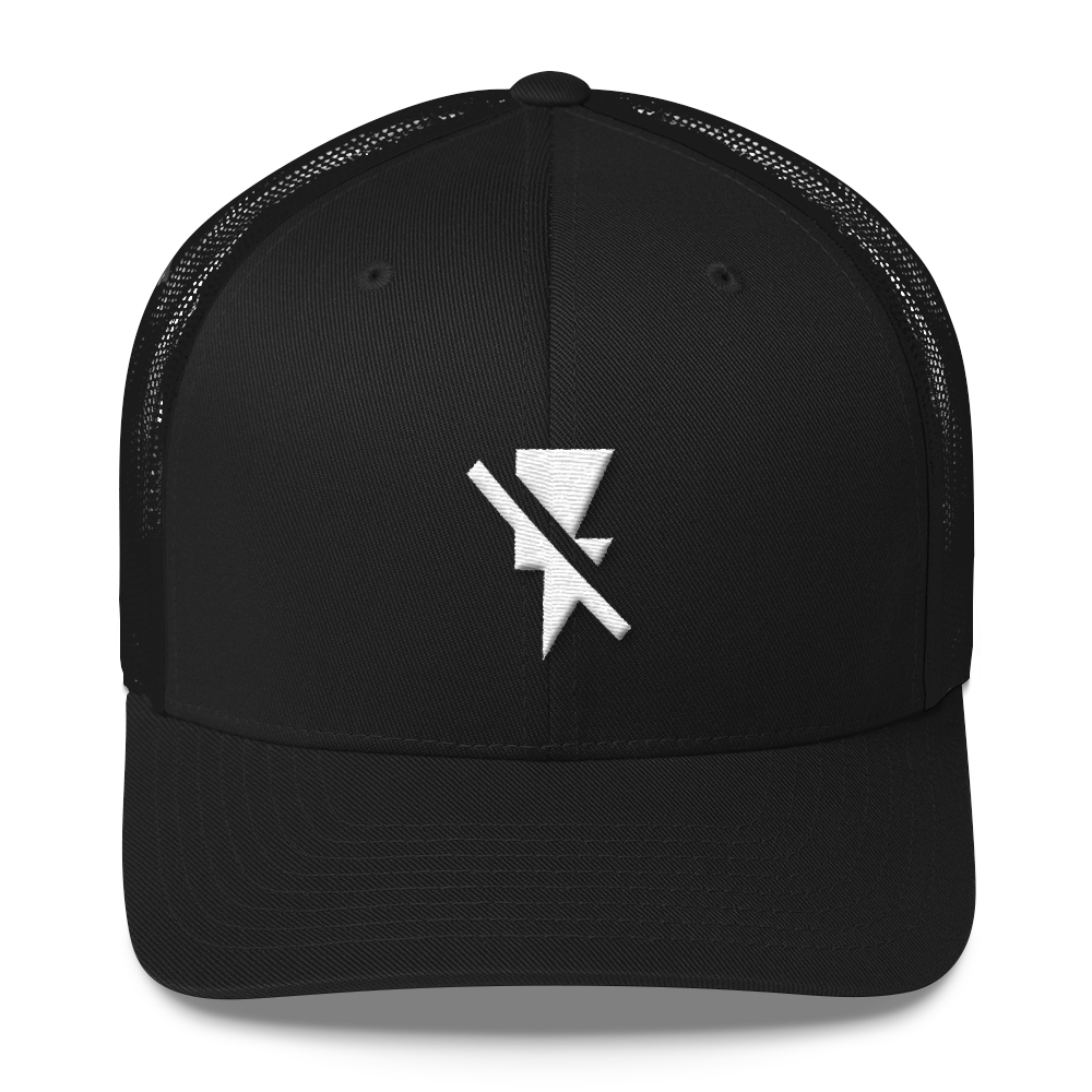 No Flash - Trucker Cap - Yohann LIBOT