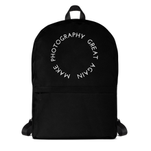 Make Photography Great Again - Backpack - Perspective Clothing