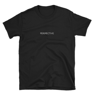 Perspective - Men's/Unisex Short Sleeve T-Shirt - Yohann LIBOT