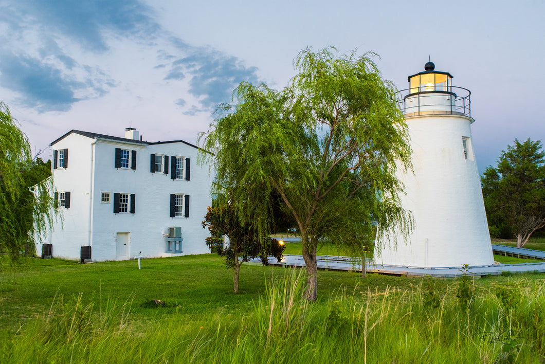 Piney Point Light (Piney Point, MD)