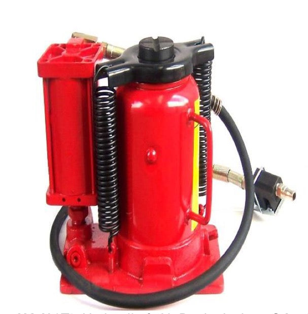 20 tonne Squat Air/Hydraulic Bottle Jack