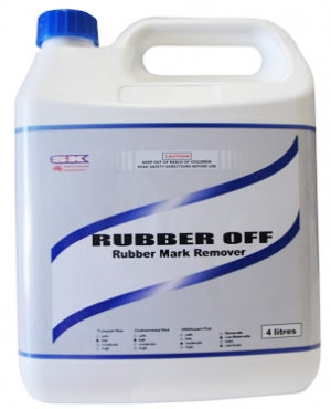 Rubber Off - Tyre marks remover