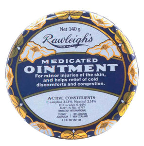 Rawleigh's Medicated Ointment 140g