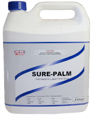 Sure Palm - Hand Soap