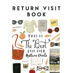 Return Visit Notebook - Best Life Ever