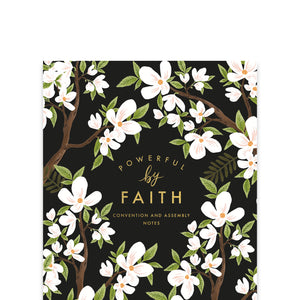 PREORDER - Dogwood Forest - Powerful by Faith Convention and Assembly Notebook