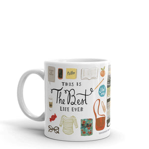 10oz Best Life Ever JW Ministry Mug