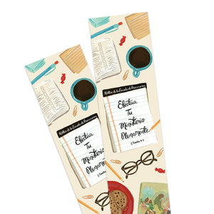 Spanish - Fully Accomplish Your Ministry Bookmark - Pioneer School Gift