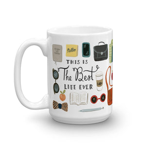 15 oz - The Best Life Ever Ministry Essentials Mug
