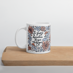 Mug - Spanish - Your Strength Will Be in Keeping Calm and Showing Trust Isaiah 30:15