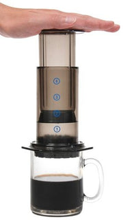 Coffee Press - The Perfect Cup of Coffee - 350 filters included
