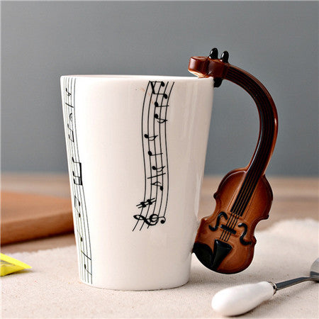Music Cup - Violin