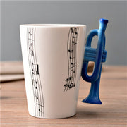 Music Cup - Trumpet