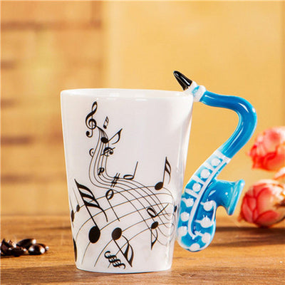 Music Cup - Saxophone (6 Variants)