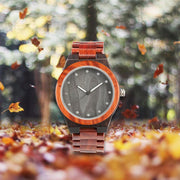 Rose Wooden Watch