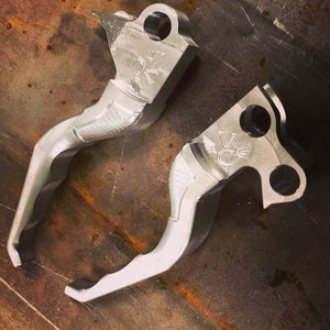 "Dyna ""Derringer"" Shorty Levers v2 Harley-Davidson"