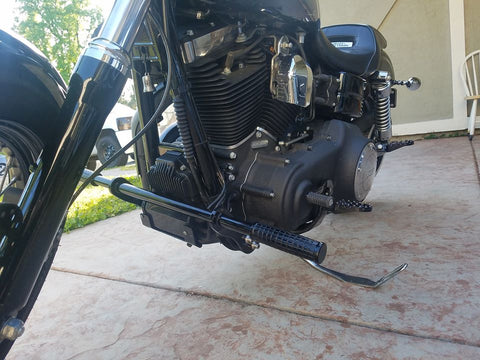 Dyna Highway Peg Crash Bar Kit