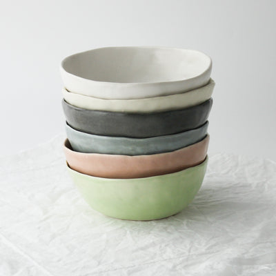 Breakfast Bowls Set of 4
