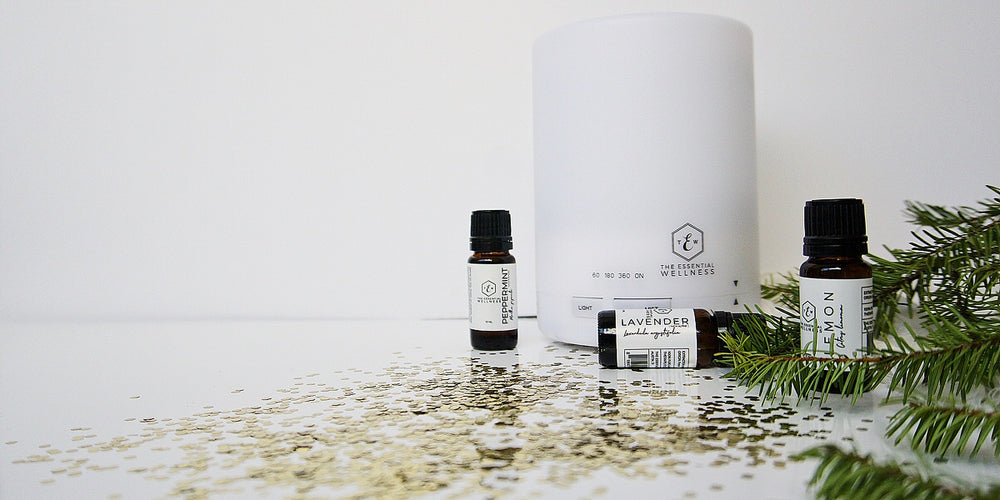 Best Essential Oil Gift Set for Christmas
