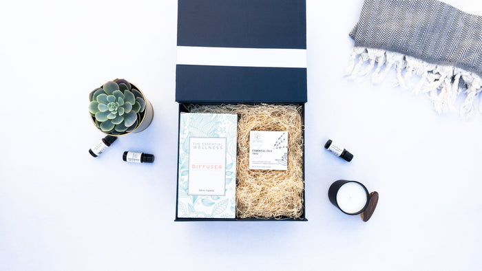The Essential Wellness Gift Set