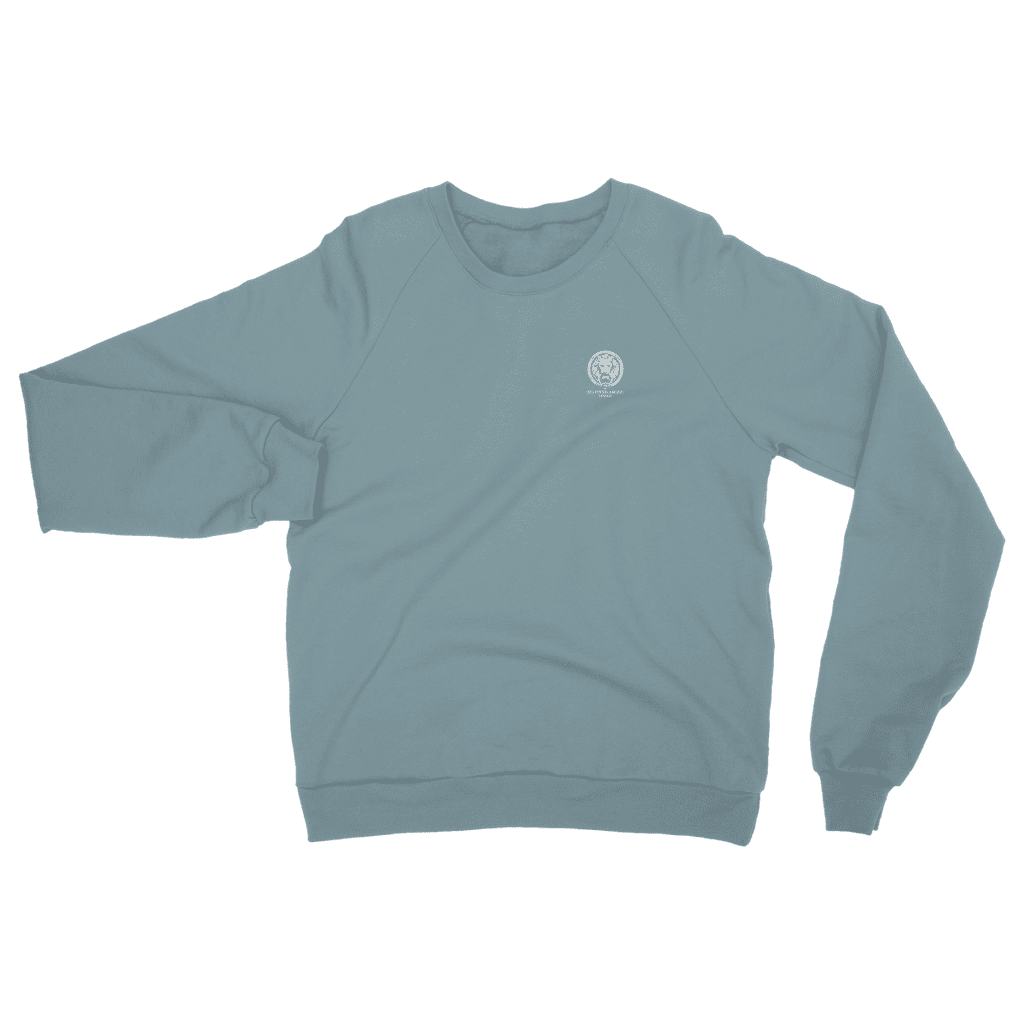 Small Lion Adult Sweatshirt