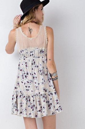 'Wildflower Breeze' Dress