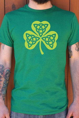 Celtic Shamrock T-Shirt (Mens)