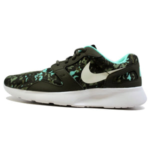 Nike Men's Kaishi Print Dark Loden/White-Alligator-Medium Olive