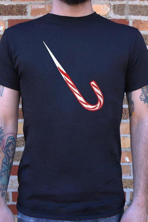 Candy Cane Shiv T-Shirt (Mens)