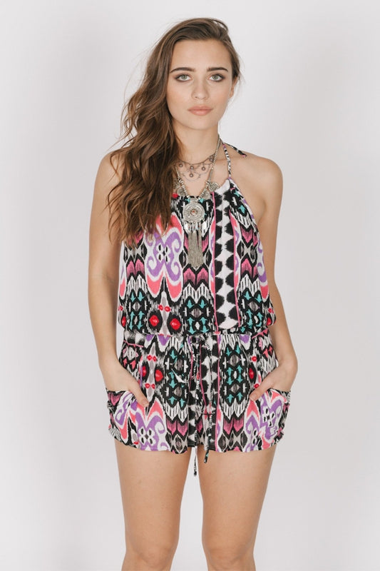 TAINTED LOVE ROMPER