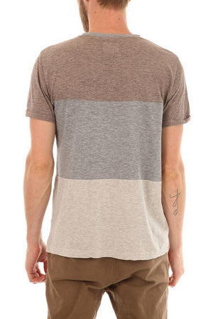Caleb Color Block Tee