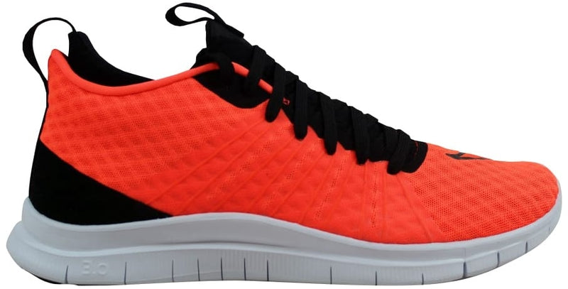 Nike Men's Free Hypervenom 2 Total Crimson/Total Crimson-Black-White