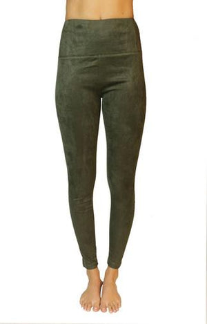 217022 SECRET WEAPON SUEDE LEGGING