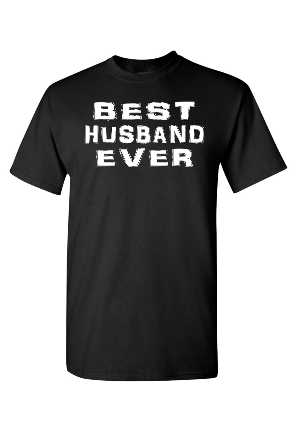 Unisex Best Husband Ever Short Sleeve Shirt