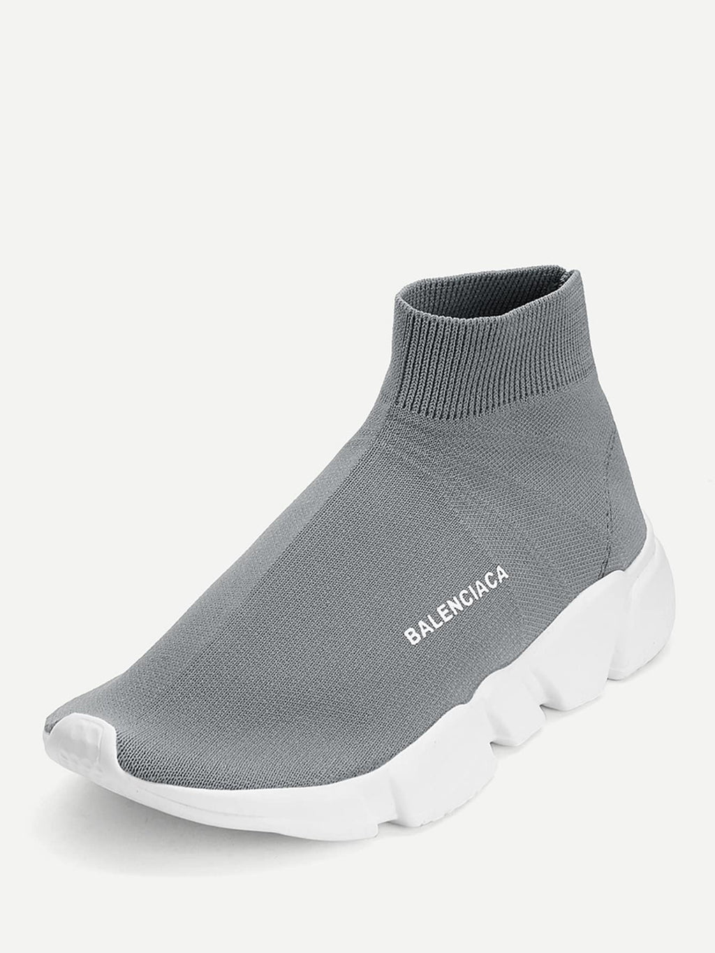 Men Speed Knit Sock Sneakers