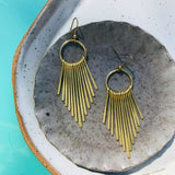 Dear Darlington Cascade Sunset Earrings