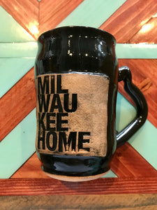 MilwaukeeHome Ceramic Mug Available in Two Colors
