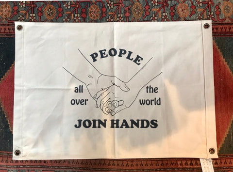 People All Over The World Banner
