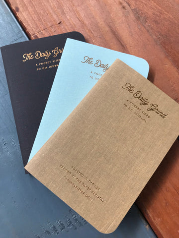 Pocket Sizes To Do Journal