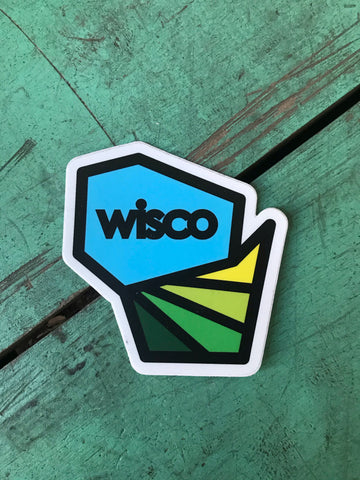 Wisco Sticker