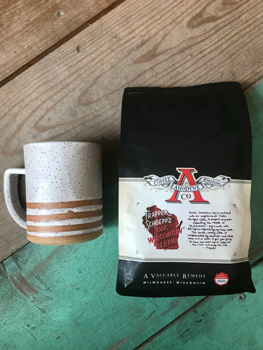 Anodyne Coffee: Trapper Schoepp's On Wisconsin Blend