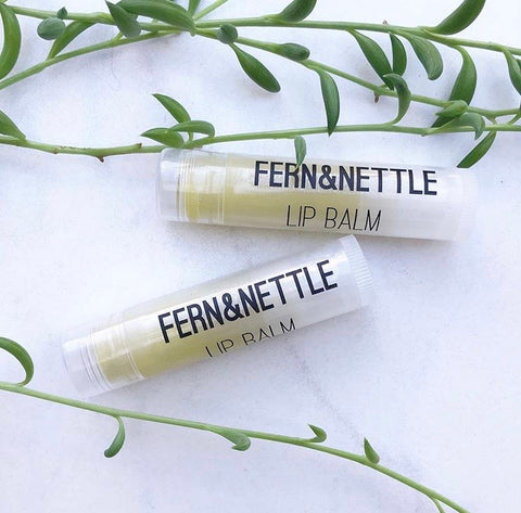 Lip Balm with Hemp Seed Oil